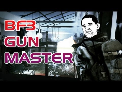 Bf3 Gun Master - Not Bad