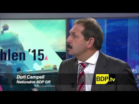 BDP Videonews - Nationale Wahlen 2015