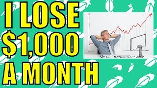 Don't Get FOOLED Dividend Investing On Robinhood – Best Dividend Stocks & Strategy For 2020