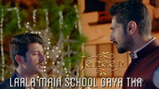 Laala Main School Gaya Tha | Emotional Scene | Janaan 2016