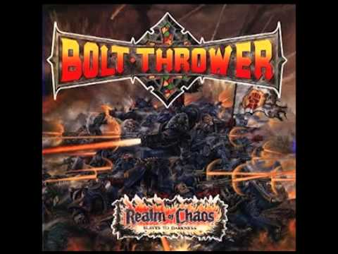 Bolt Thrower - World Eater 9