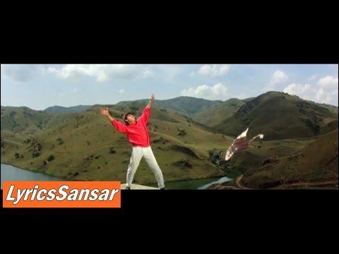 Pehla Nasha Full Song with Lyrics | Udit Narayan | Sadhana Sargam | Love Songs 2015