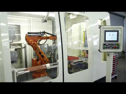 Abb Robotics   Lost Wax Mold Assemble &amp  Weld