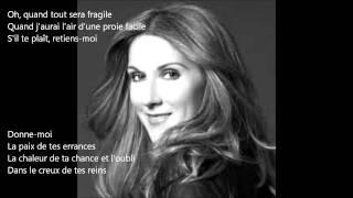 Céline Dion - Retiens-Moi
