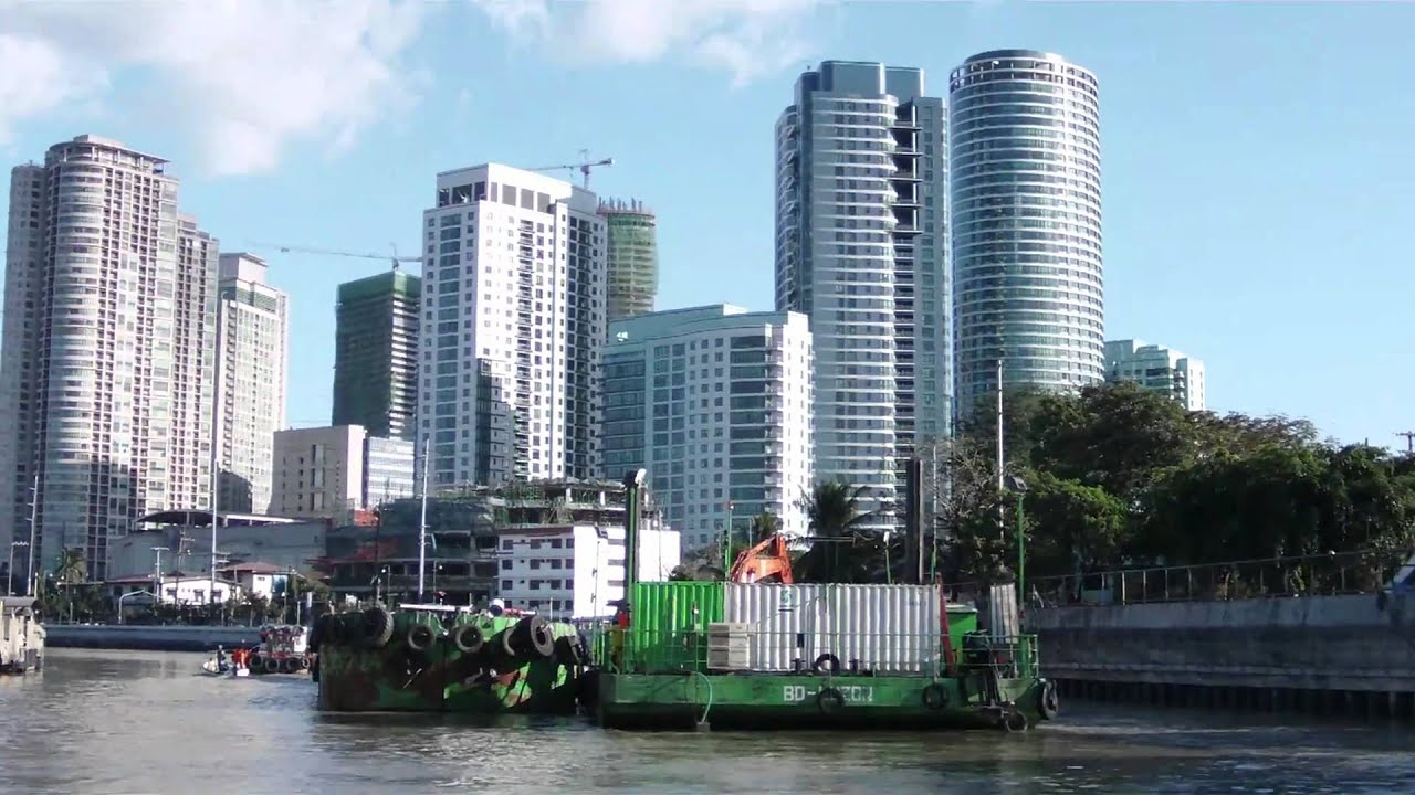 Pasig River Pasig River Dredging Project