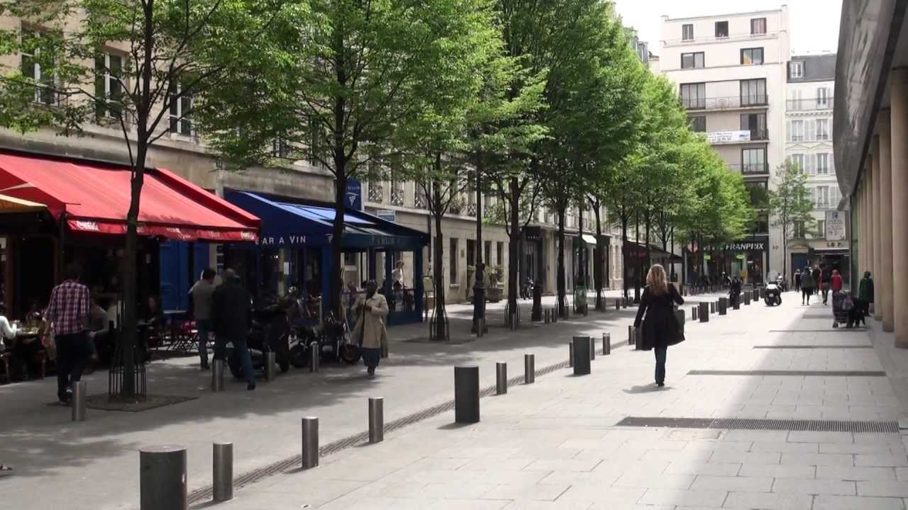 Place du march saint honor paris france youtube - Cuisine et confidences place du marche saint honore ...