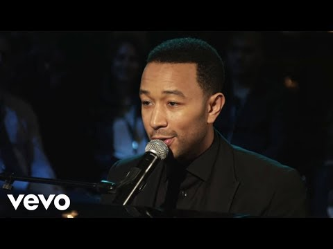 John Legend - You & I (Nobody In The World)( LIVE from Citi ThankYou) klip izle