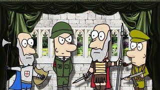 2 Waging War   The Art of War by Sun Tzu (Animated)