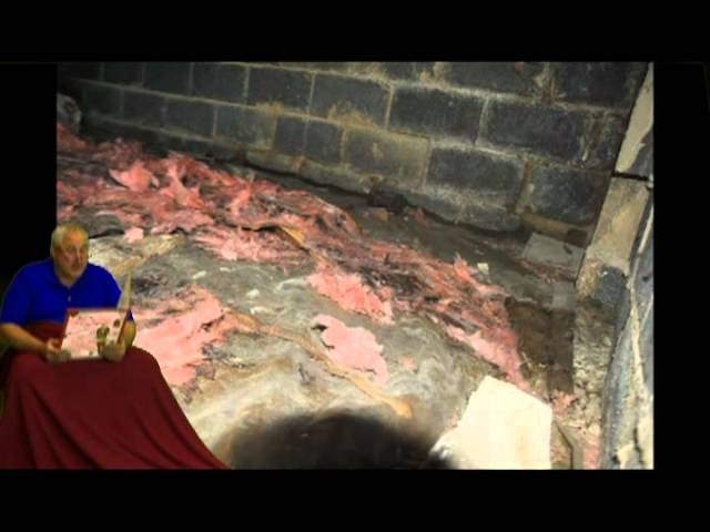 Vented Crawl Space with Open Return HVAC