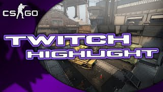 F*CK NADES - Counter-Strike: Global Offensive - Twitch Highlight