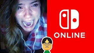 The Unfriended Trailer but with Nintendo Switch Online