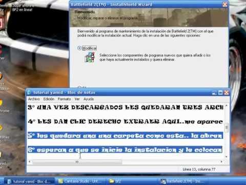 como descargar Battlefield 2 full español para pc