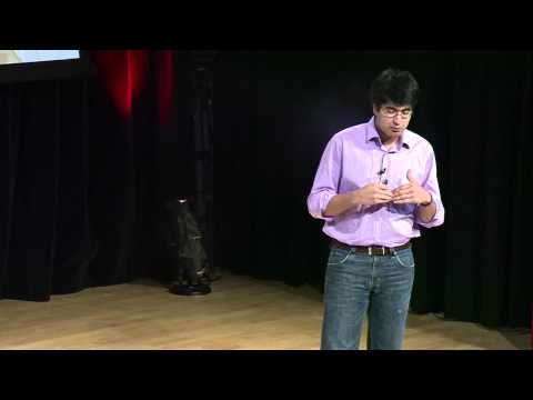 TEDxTeen - Sujay Tyle: Make Your Own Road