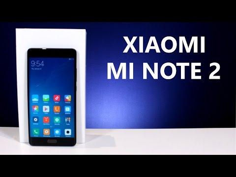Xiaomi Mi Note 2 - Unboxing MEDIO FAIL!