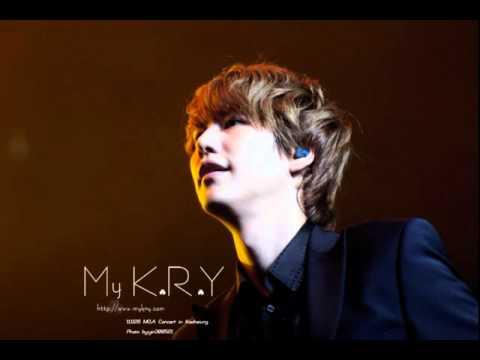 圭賢 - 原諒我 [音頻+MP3下載] Forgive Me sung by Kyuhyun