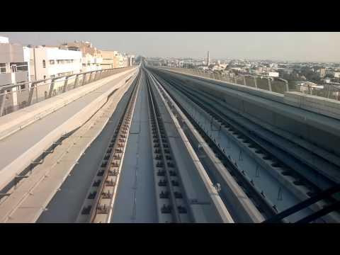 Dubai Metro Station Dubai Airport FreeZone
