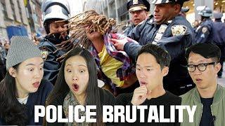 Koreans React To American Police Brutality Korean Bros
