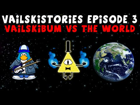 VailskiStories: Episode 3 - VAILSKIBUM VS. THE WORLD!