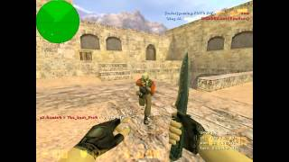 Играем в Counter-strike 1.6 !!!