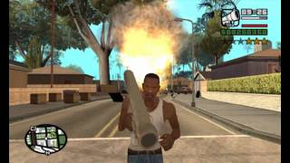 GTA SA Weapons sound mods v.2.0