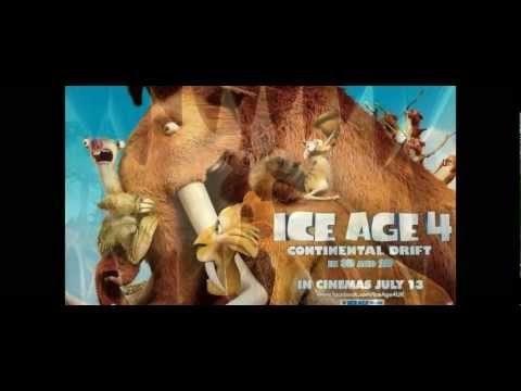Ice Age 4 Continental Drift Soundtrack #13 - Herd Reunion
