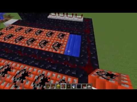 Minecraft poradniki #8 Mega Armata !