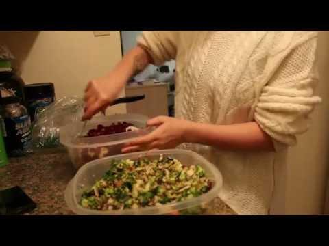 Vegan! Bucket of Health (Salad Recipe)