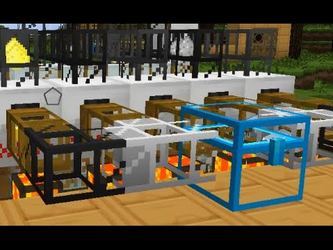 Tekkit cu avg - ep 25 - pipes: inca doua tevi noi (modded Minecraft)