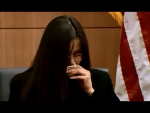 Jodi Arias Trial : Day 17 : Graphic Tape Played For Jury (No Sidebars)