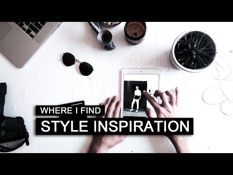 Fashion Inspiration: Favorite Blogs & Instagrams