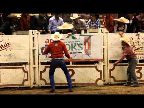Charros vs Vaqueros Zacatecas 2013 (Segundo Desafío)