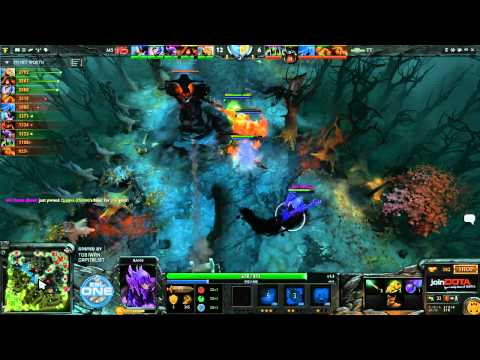 Team Tinker vs Moscow 5 Game 3 - ESL One NY EU Qualifier @TobiWanDOTA @DotaCapitalist