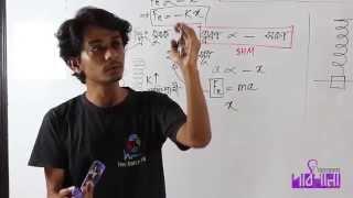 02. SHM Part 01 | সরল ছন্দিত স্পন্দন পর্ব ০১ | OnnoRokom Pathshala