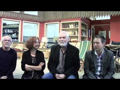 La traversée de la mer intérieure: entrevue avec les comédiens