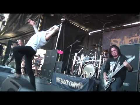 Suicide Silence - Slaves To Substance Hd - Mayhem San Bernardino video