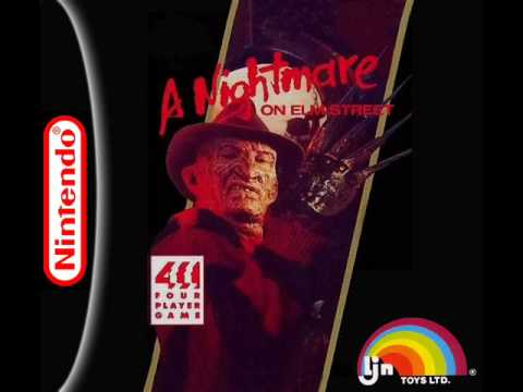 Nightmare on Elm Street Music (NES) - Complete OST Part 1