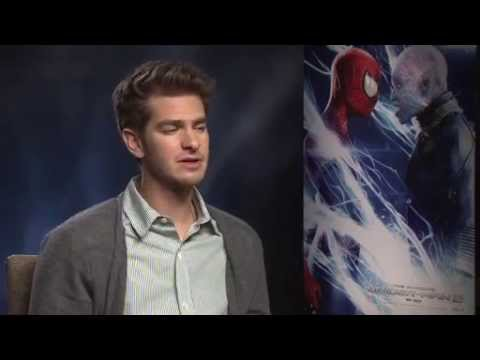 Into Film meets the cast of The Amazing Spider-Man 2
