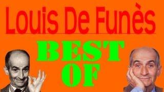 QUAND LOUIS DE FUNÈS DÉPASSE SES LIMITES ...