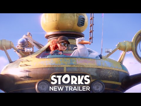 Storks - Official Trailer 2