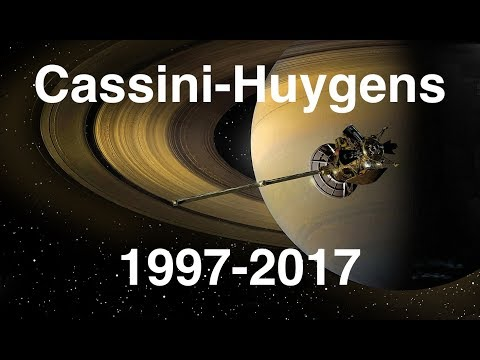 Looking Back On The Cassini-Huygens Mission to Saturn
