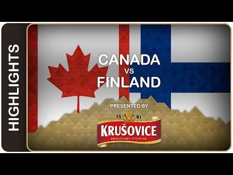 Suomi the real deal | Canada-Finland HL | #IIHFWorlds 2016