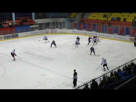 2018 02 19 Металлург Неман 3 4 от голы