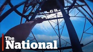 Dangerous stunt prompts investigation