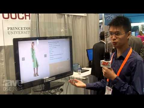 DSE 2015: Spacetouch Can Add 3D Gestures to Large Displays