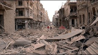 Who's against peace in Syria?