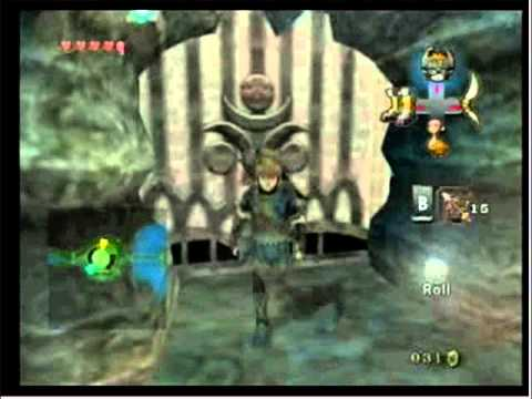 Zelda: Twilight Princess walkthrough part 43: Lakebed Temple (Water Temple)
