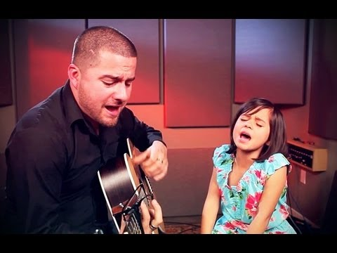 Someone Like You - Adele Acoustic Cover (Jorge and Alexa Narvaez)