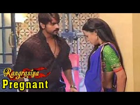 Paro To Get  Pregnant In Colorstv Rangrasiya 24th July 2014 Full Episodehd video