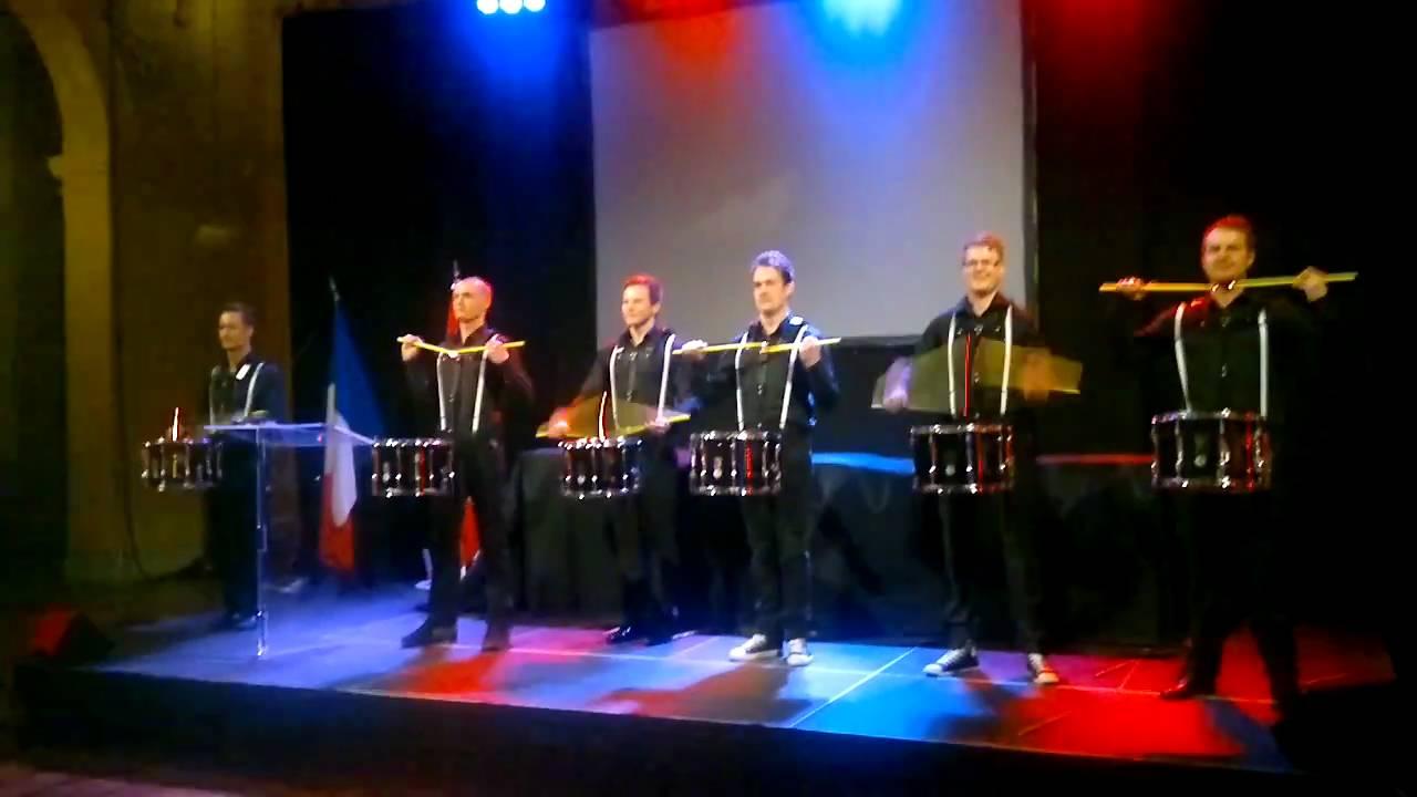 Copenhagen drummers at chambre de commerce et industrie in - Chambre de commerce et d industrie lyon ...