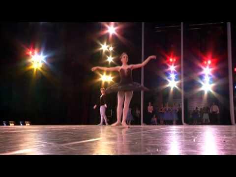 Выпускной вечер в хореографическом училище